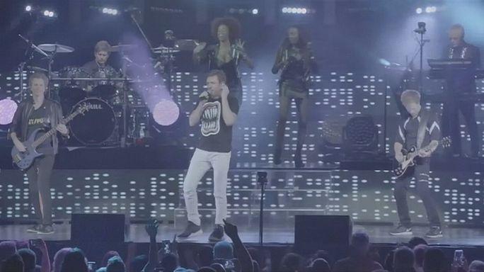 Duran Duran take to the road again on giant tour