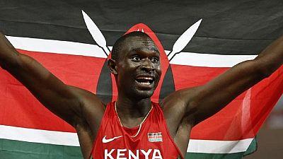 Kenya's Rudisha eyes Shanghai record ahead of Rio Olympics