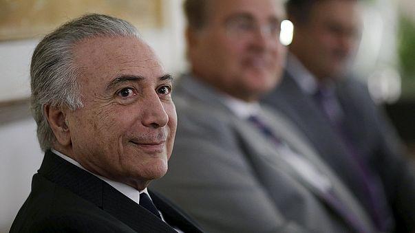 Brezilya: Roussef'in koltuğunu Lübnanlı Michel Temer kaptı