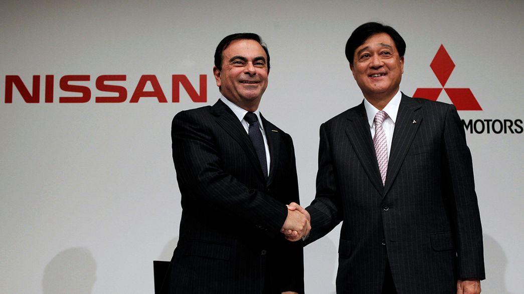 Nissan и Mitsubishi заключают альянс