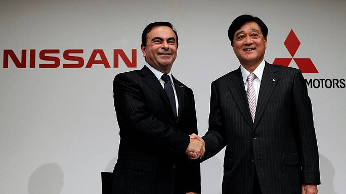 Nissan buys big stake in scandal-hit Mitsubishi