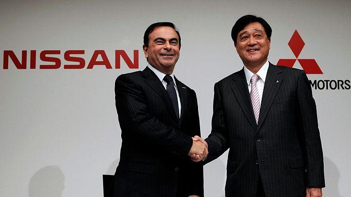 Nissan yaralı rakibi Mitsubishi'nin en büyük hissedarı oldu