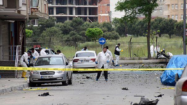 Blast near military barracks in Istanbul