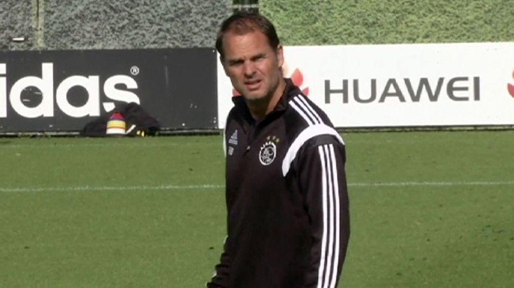 Ajax Amsterdam und de Boer trennen sich