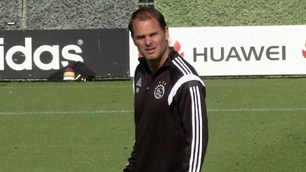 Frank de Boer Ajax'tan ayrıldı