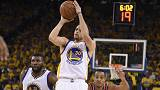 Golden years Warriors defeat Portland in the NBA semis