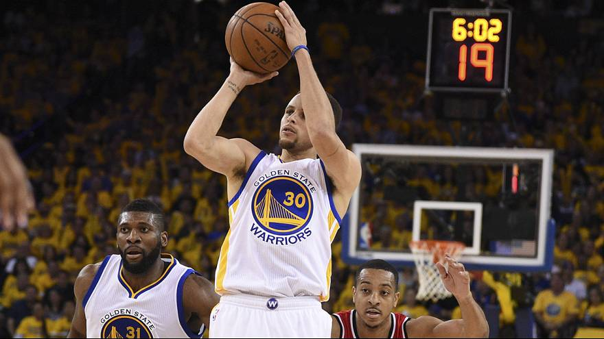 Golden State Warriors: Titelverteidigung in Reichweite