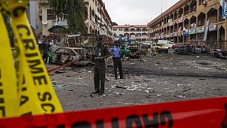 At least 2 killed in Maiduguri suicide bomb explosion