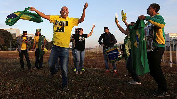 "Бразилия:""за"" и ""против"" Дилмы Русеф"
