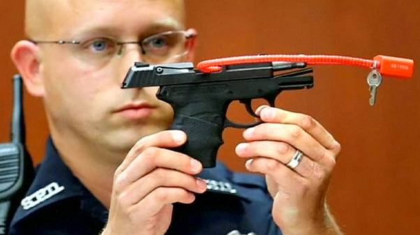 Trayvon Martin gun is up for auction