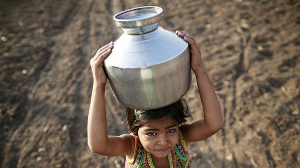 Hindistan'da su sıkıntısına çözüm bulunamıyor
