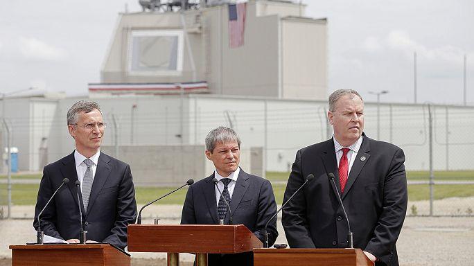 Открытие базы ПРО в Румынии беспокоит Россию