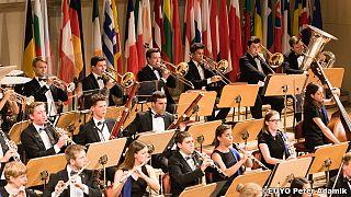 Megmaradásáért küzd az EU Ifjúsági Zenekara