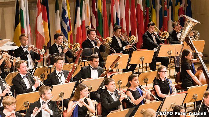 La UE corta el grifo de la financiación a la Orquesta Joven de la Unión Europea