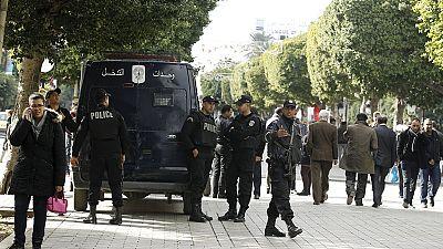 Tunisians march against terrorism