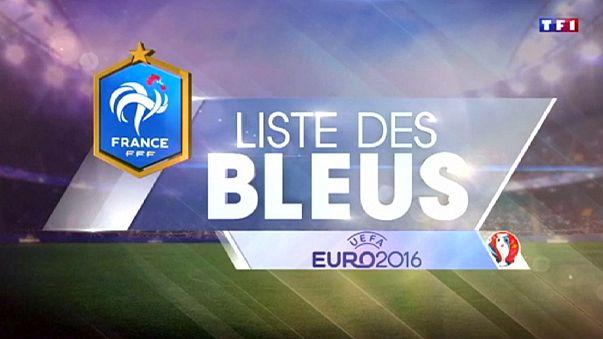 Euro 2016: Francia, i prescelti di Deschamps