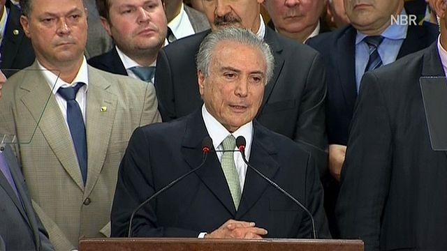 Бразилия: новое правительство из старых соратников