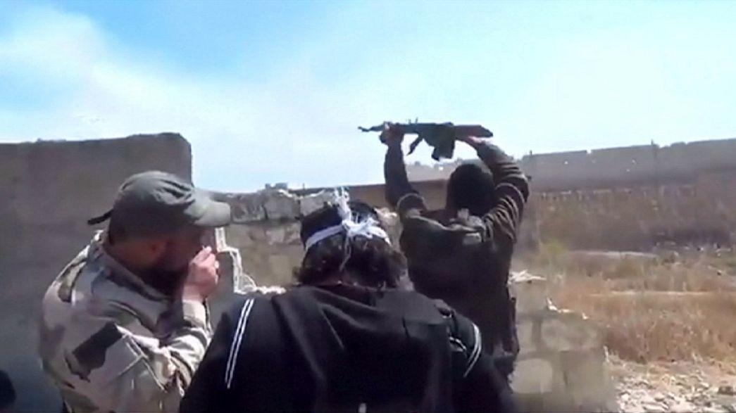 Hilfe kommt nicht durch: UN kritisiert Rebellen und syrische Regierung