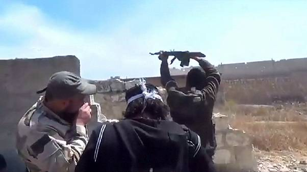 Encarnizados enfrentamientos en Alepo expirar la tregua parcial