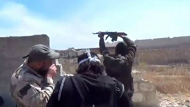 Сирийские власти не пустили гуманитарную помощь в Дарайю