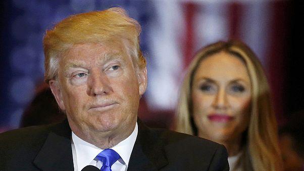 Donald Trump em Washington para tentar colmatar as divisões que a sua campanha provocou nos republicanos