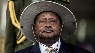 Museveni promises to end corruption in Uganda