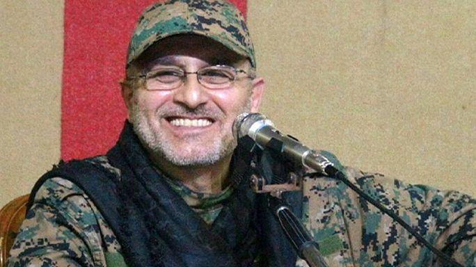 Megölték a Hezbollah egyik katonai vezetőjét
