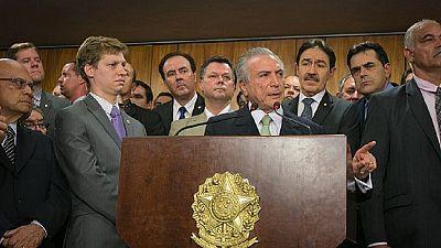 Brésil : Michel Temer remplace Dilma Roussef