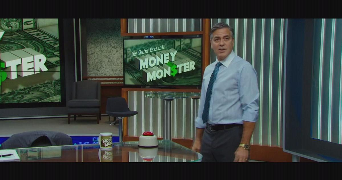 "Jodie Foster goes for broke with ""Money Monster"" 