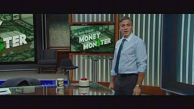 """Jodie Foster goes for broke with """"Money Monster"""""""