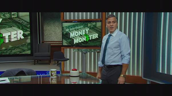 """Money Monster"": Finanzthriller mit George Clooney und Julia Roberts"