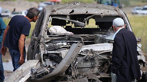 Gefechte mit der PKK: Viele Tote