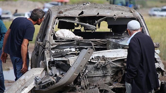 Турция: взрывы и столкновения в курдских регионах на юго-востоке