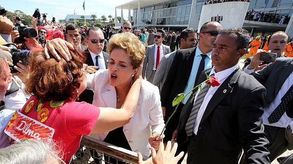Adeus, Dilma