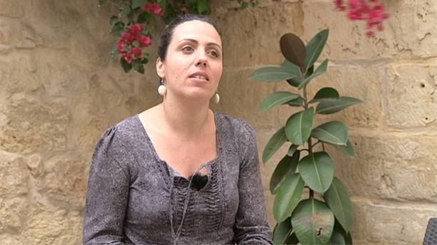 """Andreana Dibben: """"In Malta, there is a sacral element to motherhood"""""""