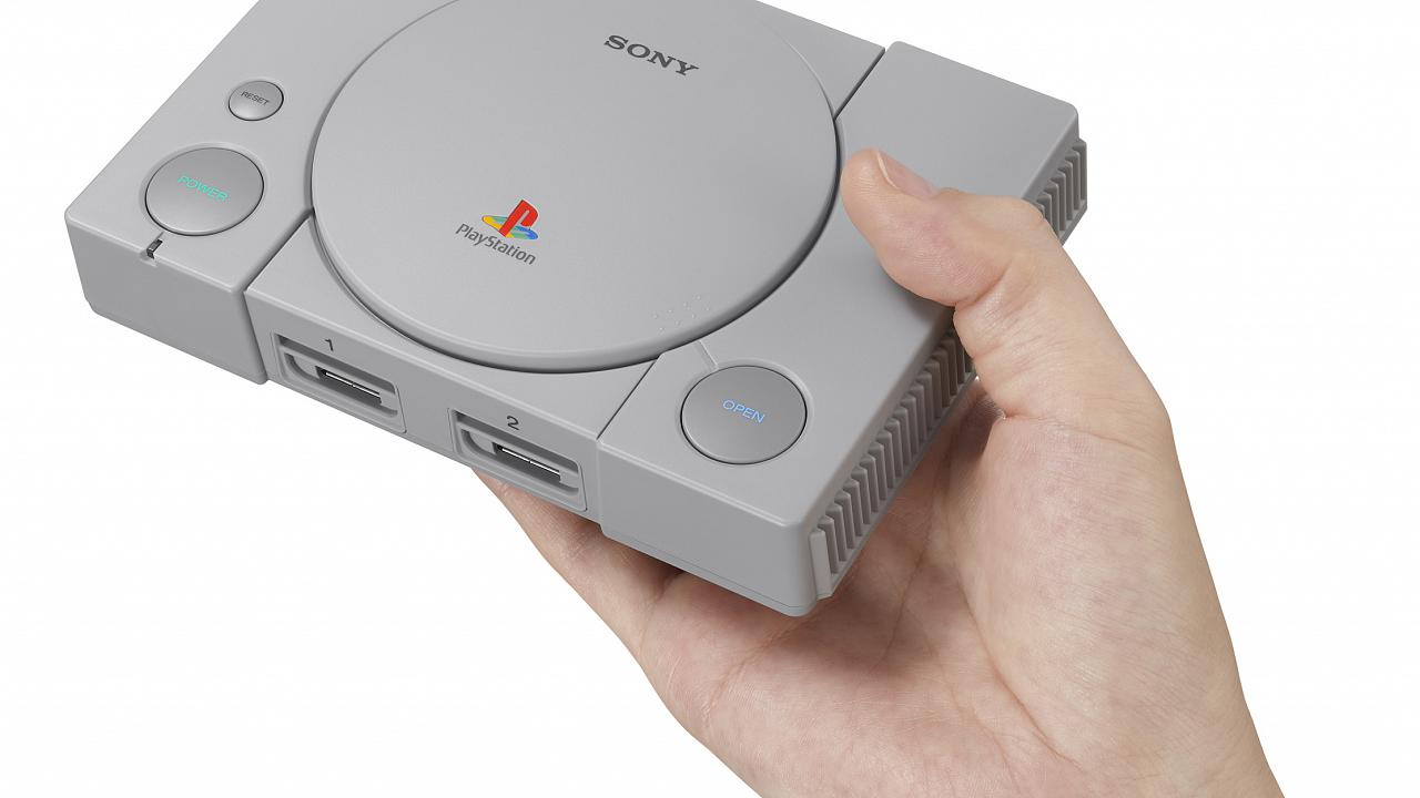 PlayStation Classic will come pre-loaded with 20 classic titles, including