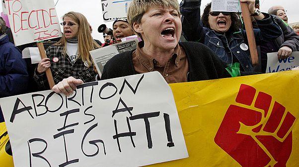 Le droit à l'avortement n'est pas acquis dans toute l'Europe