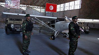 Tunisie : les États-Unis offrent du matériel militaire à l'armée