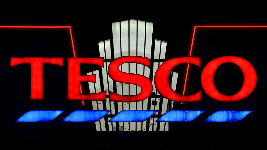 Tesco supermarket boss gets bumper pay packet for turnaround