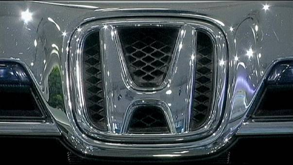 Honda reveals Q4 loss from airbag recall costs