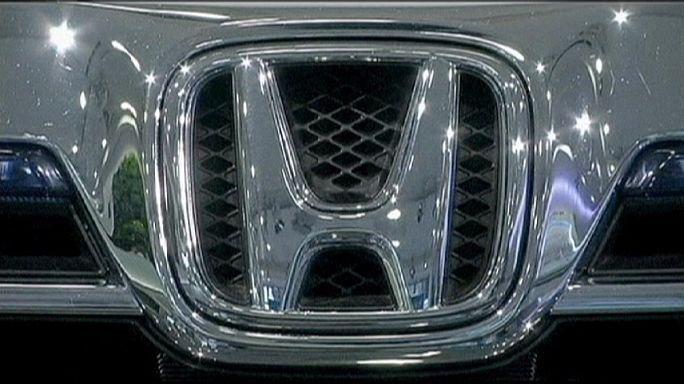 هوندا: استدعاء 20 مليون سيارة اضافية بسبب وسائدها الهوائية