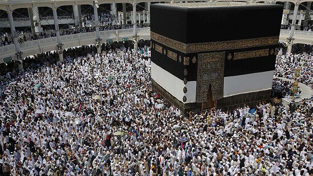 Irániak nem zarándokolhatnak Mekkába idén