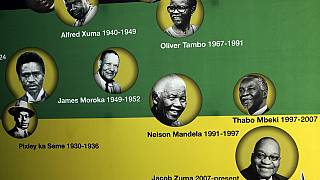 Ruling ANC crafting embattled Zuma's exit