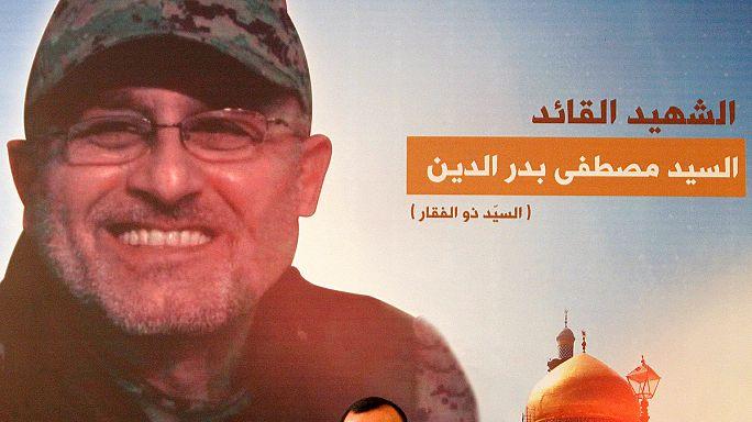 """Ливан: """"Хезболлах"""" простилась с убитым в Сирии командиром"""