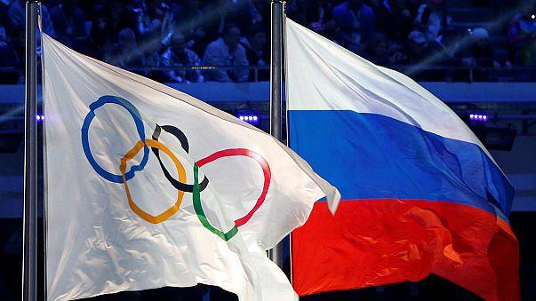 Russia slams top-level doping claims as 'treacherous slander'