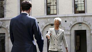 Blunt Brexit warning from International Monetary Fund's Lagarde