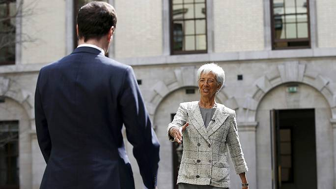 Blunt Brexit warning from International Monetary Fund's Lagarde