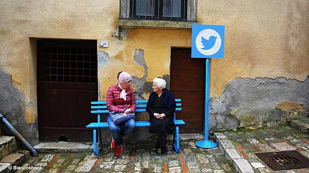 Internet reimagined in Italian village