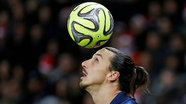 O adeus de Ibrahimovic ao Paris Saint-Germain