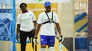Rwanda/Cricket : record mondial pour Eric Dusingizimana